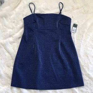 NWT Wild Fable Shimmer Dress